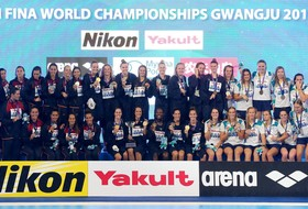 Women of Troy Grab Medals As FINA World Championships Wrap Up In South Korea