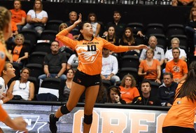 Beavers Bounce Back with Sweep of Bengals