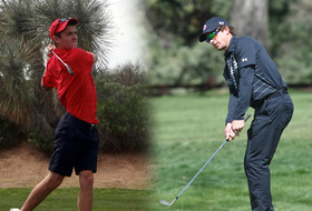 Wunderli, Hicks Named to Pac-12 Golf All-Academic Team