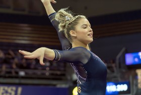 Sun Devils Slip Past No. 10 Women's Gymnastics