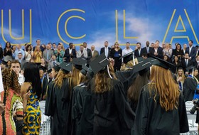 UCLA Earns School Record GSR of 92 Percent