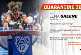 Quarantine Q & A with Lena Greene