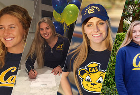 Cal Welcomes Four New Student-Athletes