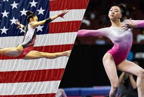 Women's Gym Adds National Standouts Andi Li, Gabby Perea