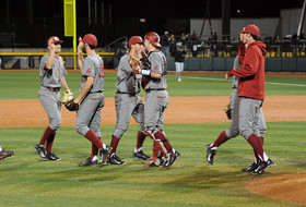 Cougar Pitching Fires Two-Hit Shutout at Oregon