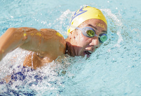 No. 3 Bears Fall To No. 2 Stanford, 172-128