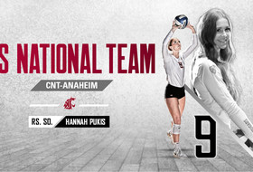 Hannah Pukis Selected to U.S. Collegiate National Team