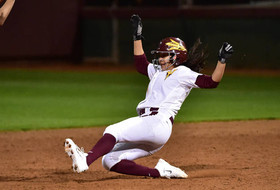 Sun Devils Split Doubleheader on Friday