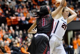 Cold-Shooting Half Spells Trouble for the Cougs at No. 17/17 Oregon State
