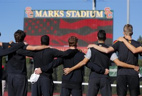 No. 11 USC Men Return To Marks Stadium For Two Pac-12 Tilts