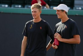 No. 5 USC Men Host Friday Doubleheader At Marks Stadium