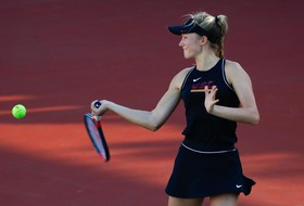 USC Women's Tennis Takes On Notre Dame at College MatchDay