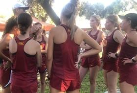 Weber Leads Trojans At UC Riverside XC Invitational