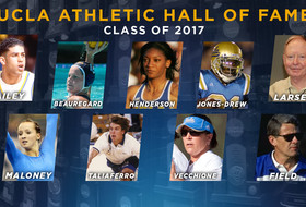 UCLA Athletic Hall of Fame Class Inducted Oct. 20