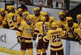 Hockey Consensus Top-10 for First Time in Program History