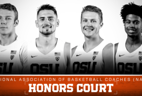 Four Beavers Selected To NABC Honors Court