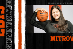 Mitrovic Joins Beavers' Signing Class