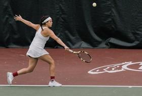 Women's Tennis Sweeps UC Irvine