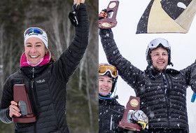 Hyncicova, Ketterer Named USCSCA Skiers Of The Year
