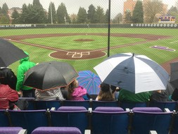 Ducks game at WSU rained out