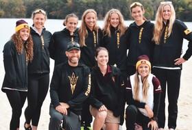 Triathlon Sweeps Regular Season with Top Team Finish