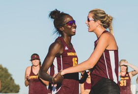 Okaro, Wenz Earn Sand Volleyball All-Pac-12 Honors