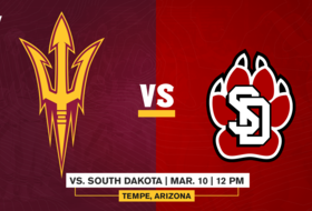Softball Moves South Dakota Game to Noon Start Time