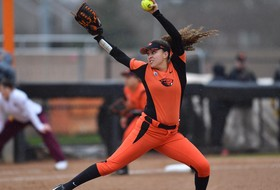 Strong Pitching Too Much for Beavers in Home Opener