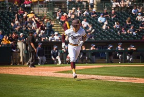 Offense Struggles for Sun Devil Baseball in a Pair of Losses Saturday