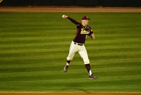 Bats Come Alive Late to Give ASU Series Sweep Over Northwestern