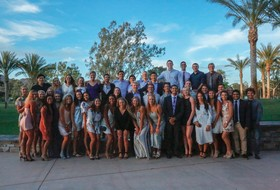 @ASUSwimDive Celebrates Year-End with Annual Banquet