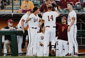 Workman-Like Effort Leads Sun Devils to Series Sweep Over Fresno State