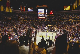 Men's Basketball To Start Two-Game Series With SMU in Tempe on Nov. 13