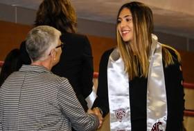 WSU Athletics Honors 2019 Senior Student-Athletes