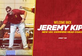 Jeremy Kipp Returns To USC As Head Men's And Women's Swimming Coach