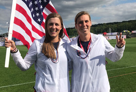 Johns and Wills Bring Home Second Gold Medal with Win at World Games