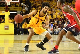 @SunDevilHoops Hosts Arizona Saturday at 7:30 p.m.