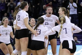 Bajema Leads Dawgs To Epic Fifth-Set Comeback