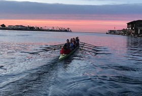 USC Women's Rowing to Compete in San Diego Crew Classic