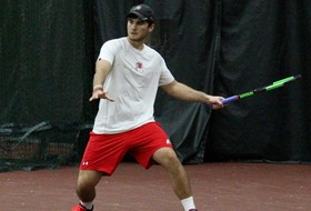 Men's Tennis Set to Host Two Home Matches this Weekend