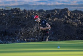 Golf In Third At OSU Invitational After Play Is Suspended
