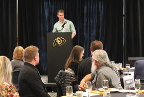 CU Athletics Honors Its Academic Best
