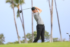 Gueant Posts Career-Best Finish, Ducks Come in Fifth