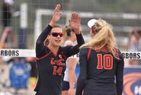 No. 4 USC Sweeps Saint Mary's College in Malibu