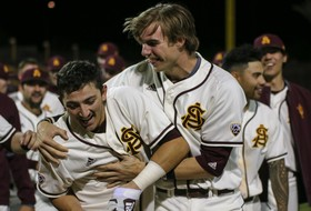 Ferri's Walk-Off Homer Caps Furious Night of Action in 8-7 Victory Over WSU