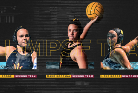 Three Sun Devils Earn All-MPSF Honors