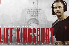 Kliff Kingsbury Named USC Offensive Coordinator And Quarterbacks Coach
