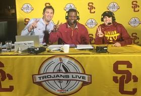 WATCH Jordan Adams' Interview On Trojans Live!