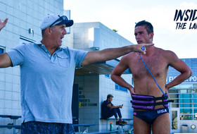 Back In Camp: Men's Water Polo