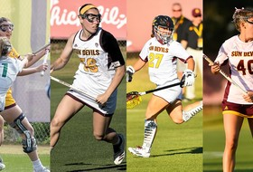 Lacrosse Lands Four on IWLCA Academic Honor Roll